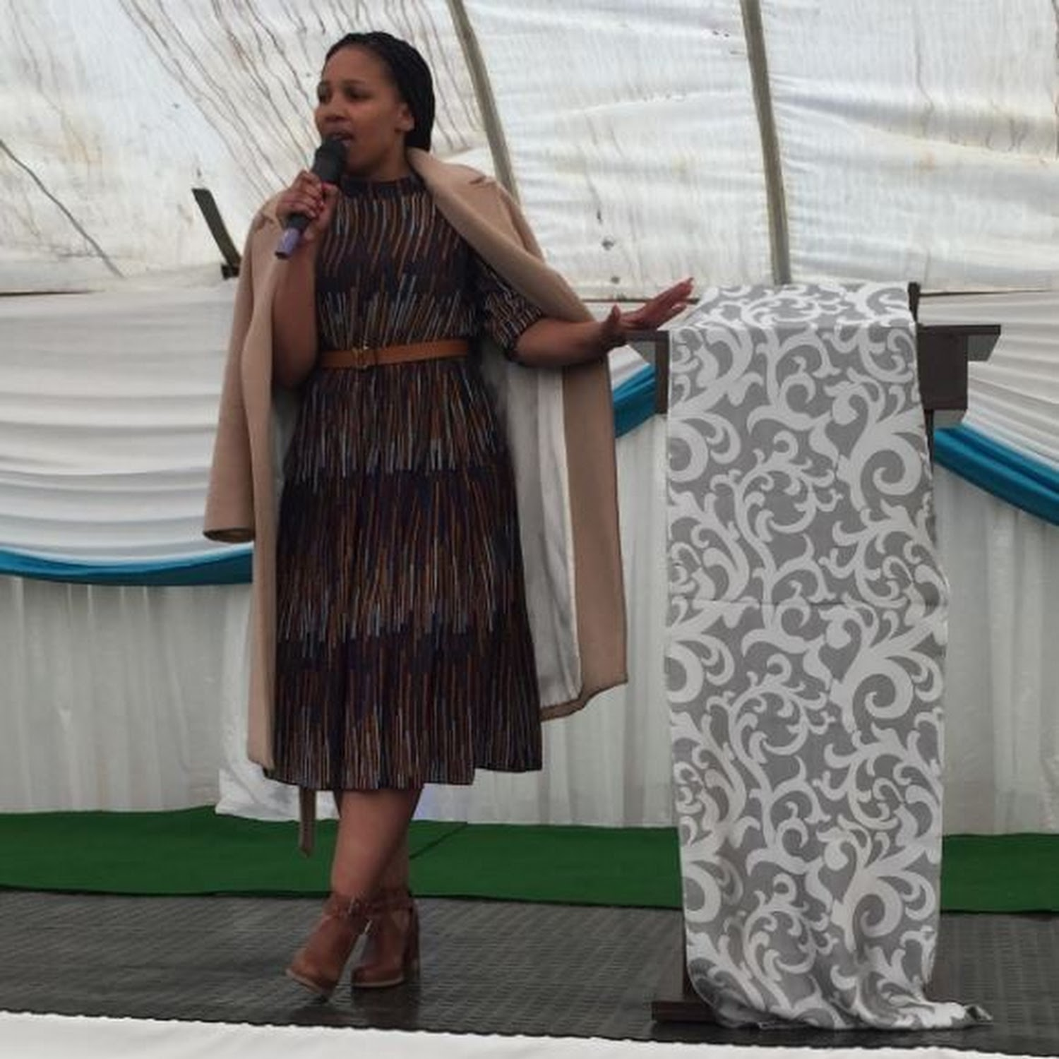 Phindile Gwala to focus on her passion to be a pastor