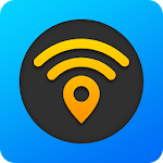 Free WiFi Passwords & Internet Hotspot - WiFi Map® icon