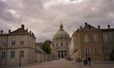 Photo: Amalienborg - sídlo královské rodiny