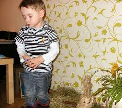 Photo: Marcel przy gniazdku na wielkanocne prezenty (44)
