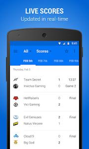 theScore eSports v1.1.1