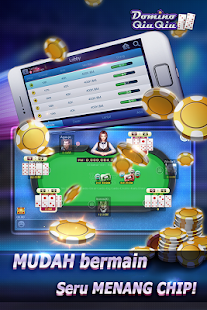 Domino QiuQiu 99(KiuKiu)-Top qq game online - náhled