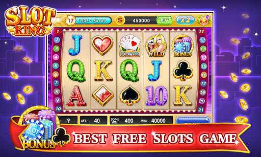 Slot Machines - Free Vegas Slots Casino apkpoly screenshots 3