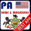Pennsylvania Newspapers : USA icon