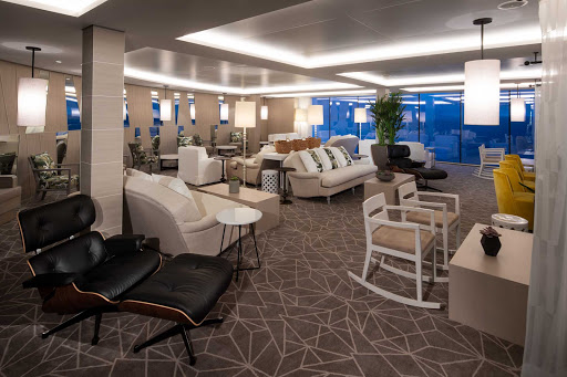 Get away from it all at the Retreat, an adults-only sanctuary on Celebrity Edge.