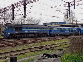 Photo: ST44-1227 & ST45-14 {Toruń Wschodni; 2015-04-30}