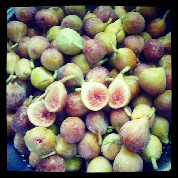 Brown Sugar Fig Preseves Recipe