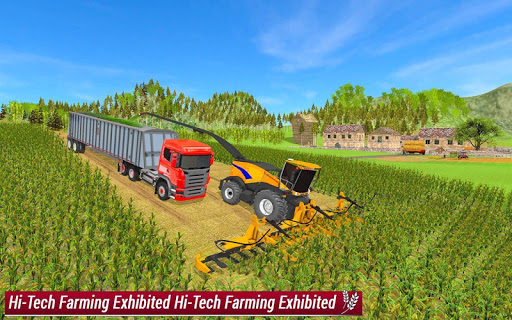 Drive Farming Tractor Cargo Simulator ud83dude9c  screenshots 3