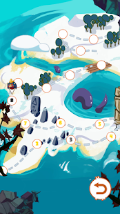 Monkejs: Ice Quest Screenshot