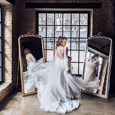 Fotografo di matrimoni Slava Semenov (ctapocta). Foto del 25.04.2018