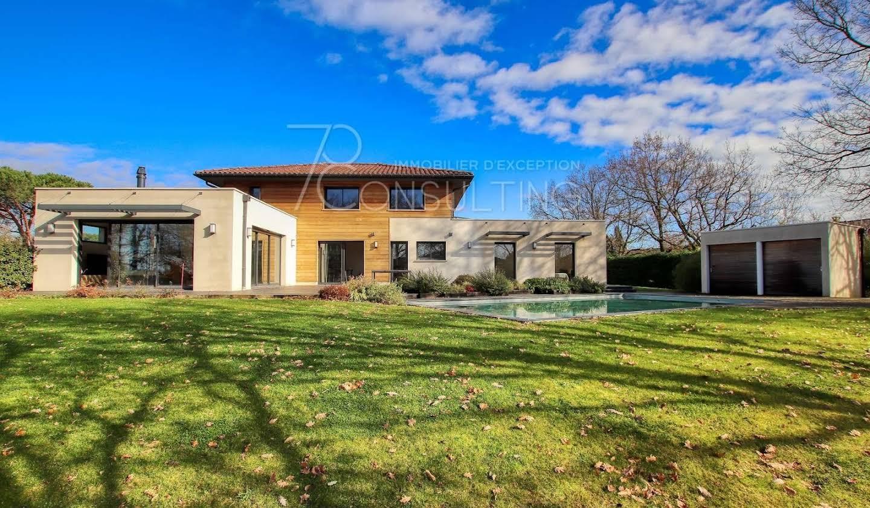 Maison avec piscine et jardin Saint-Orens-de-Gameville