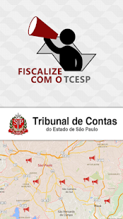 Fiscalize com o TCESP- screenshot thumbnail