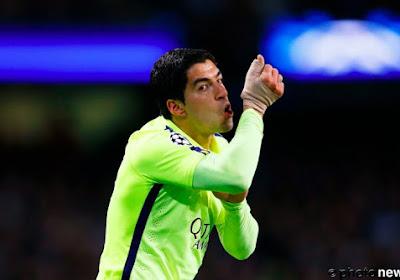 Luis Suarez: de plus en plus décisif avec le Barça