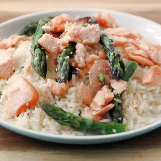 Teriyaki Salmon Salad Recipes.