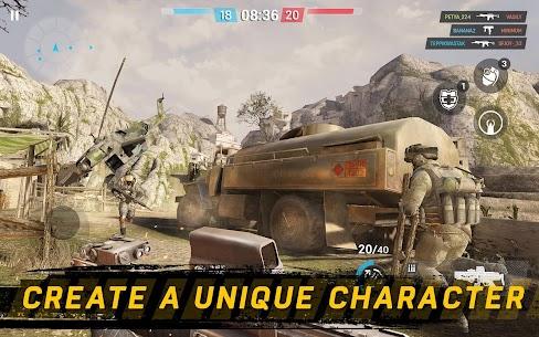 Warface: Global Operations. Gun shooting game, fps 4