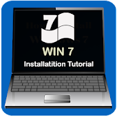 How to install Windws 7