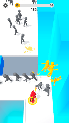 Paintman 3D - Color shooter 1.5 screenshots 4