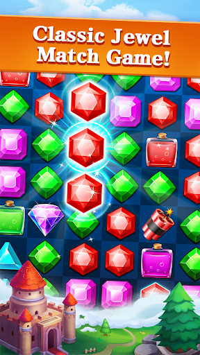 Jewels Legend - Match 3 Puzzle 2.11.2 screenshots 1