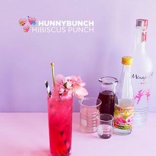 Hunnybunch Hibiscus Punch.