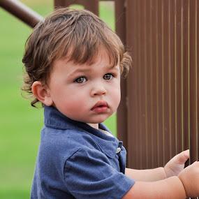 Playground Prison by Rob & Zet Sample - Babies & Children Child Portraits