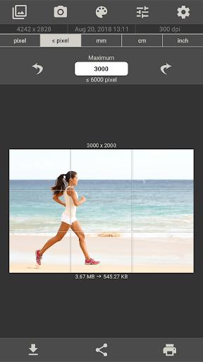 Image Size - Photo Resizer 6.2 screenshots 7