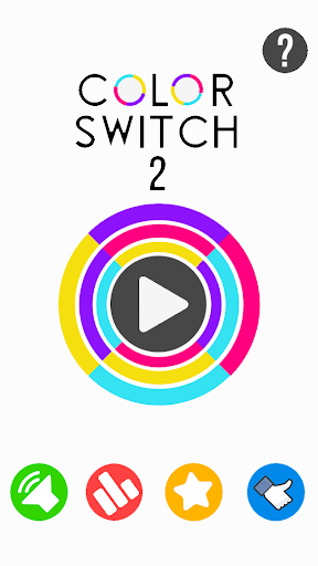 Color Switch 2 - Down