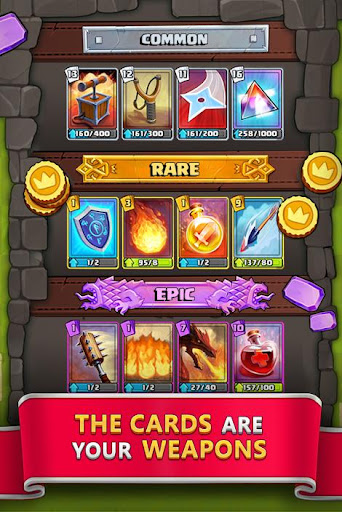 Tile Tactics: PvP Card Battle & Strategy Game screenshot 2