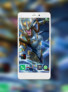 free skin mobile wallpaper legends new - náhled