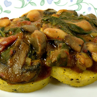White Bean and Mushroom Ragout
