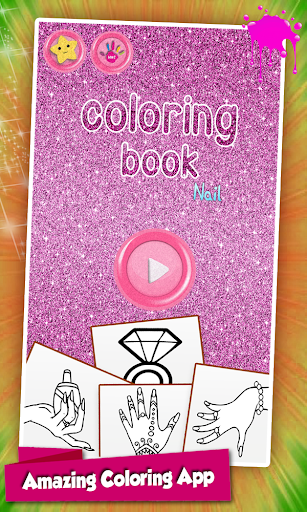 Fashion Nail Coloring Pages For Girls 18.0 screenshots 1