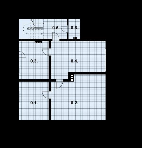 L-62 - Rzut piwnicy