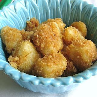 Hungarian-Jewish Shlishkas Recipe - Potato Dumplings.