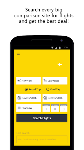 Compare Flight Tickets and Hotels 1.0 screenshots 2