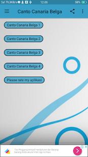Canto Canaria Belga - náhled