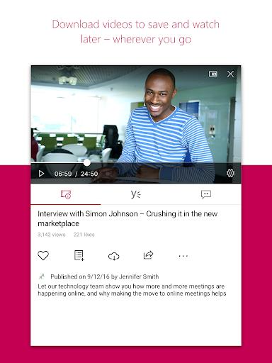 Microsoft Stream screenshot 15