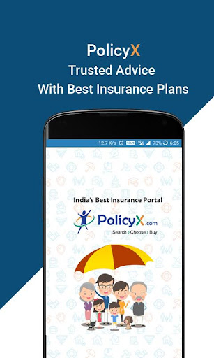 Compare & Buy Insurance Online - PolicyX  screenshots 1