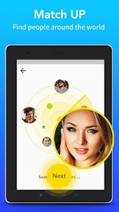 Live Chat - Meet new people via free video chat- screenshot thumbnail