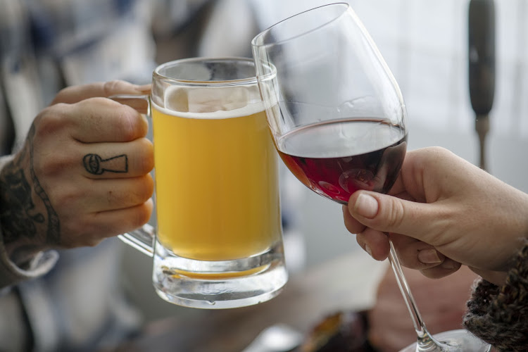 The booze ban has led to more people trying alcohol-free beers and wines.