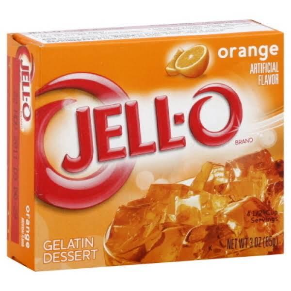 Dee's Orange Pineapple Jello Salad