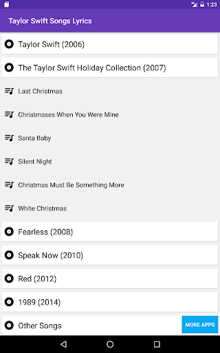 ... Taylor Swift Lyrics All Songs ...