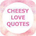 Cheesy Love Quotes icon