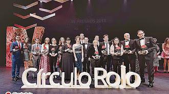Imagen de archivo de la pasada edición de los premios Círculo Rojo.