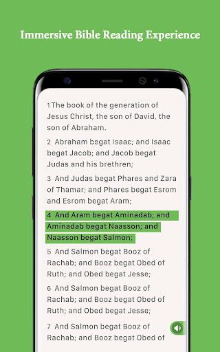 King James Bible - KJV Bible, Free Holy Bible App app (apk) free download for Android/PC/Windows screenshot