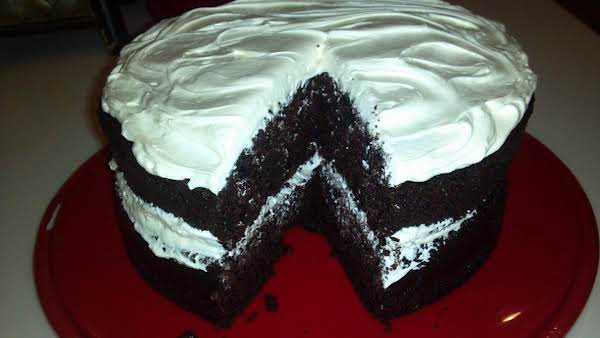 You Can Make This Cake With A Chocolate Frosting, Cream Cheese Frosting Or A Butter Cream Frosting (or Frosting Of Your Choice.)  The Cake Posted Is Made With A Cream Cheese Frosting.