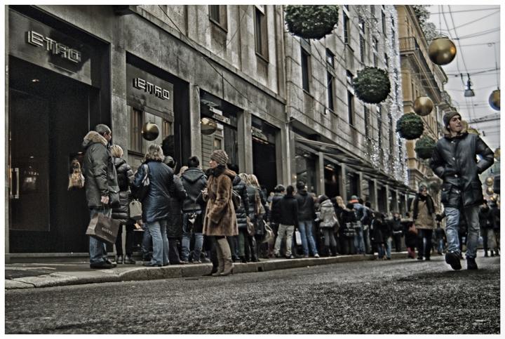 Saldi a Milano di luciano s