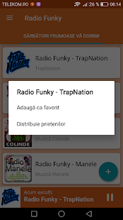 Radio Funky Romania- screenshot thumbnail