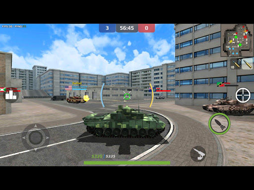 Armored War - Global PVP 2.0.38 screenshots 17