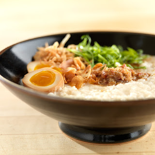 Pork Congee.