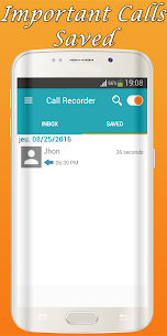 Automatic Call Recorder App Download For Android 3