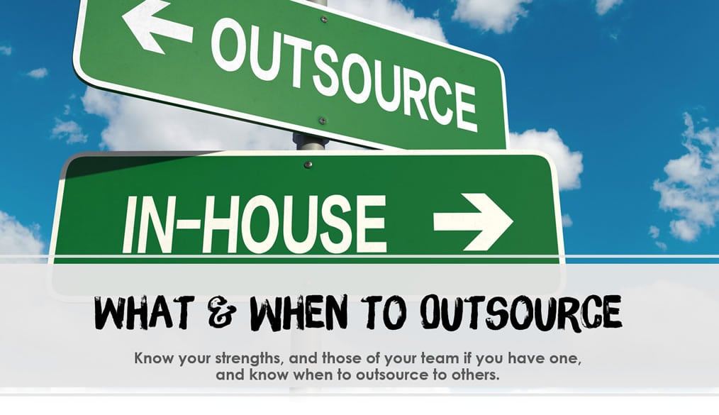 What & When to Outsource in eCommerce